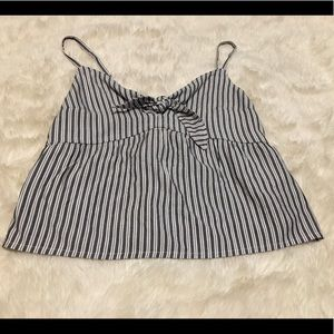 NWT Hollister striped top